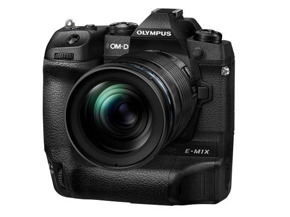 Olympus Meluncurkan OM-D E-M1X, Kamera Dengan Kinerja Stabilitas Tertinggi di Dunia