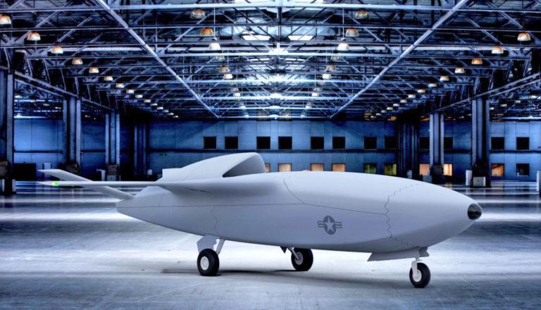Angkatan Udara AS Bikin Drone Otonom AI, untuk Apa?