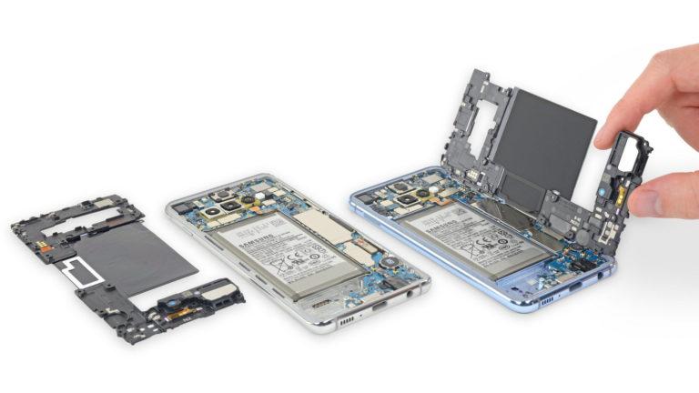 IFixit Beri Nilai 3 untuk Galaxy S10, Ini Alasannya
