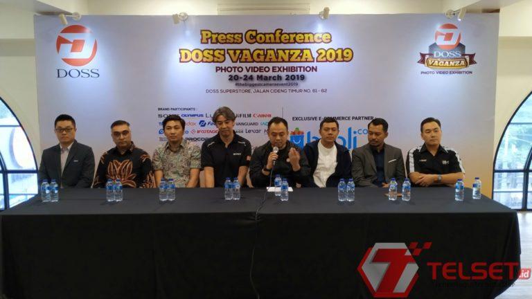 """Doss Vaganza 2019"" Pameran Untuk Para Pencinta Fotografi"