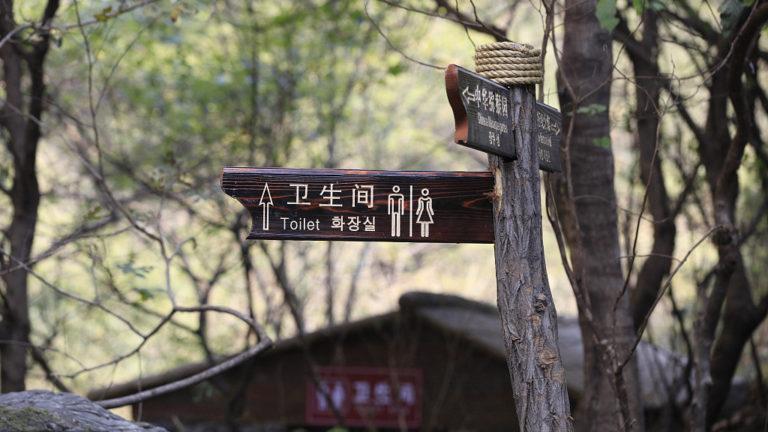 """Di China, Cari Toilet Bisa Pakai Aplikasi """"Peta Toilet"""""""
