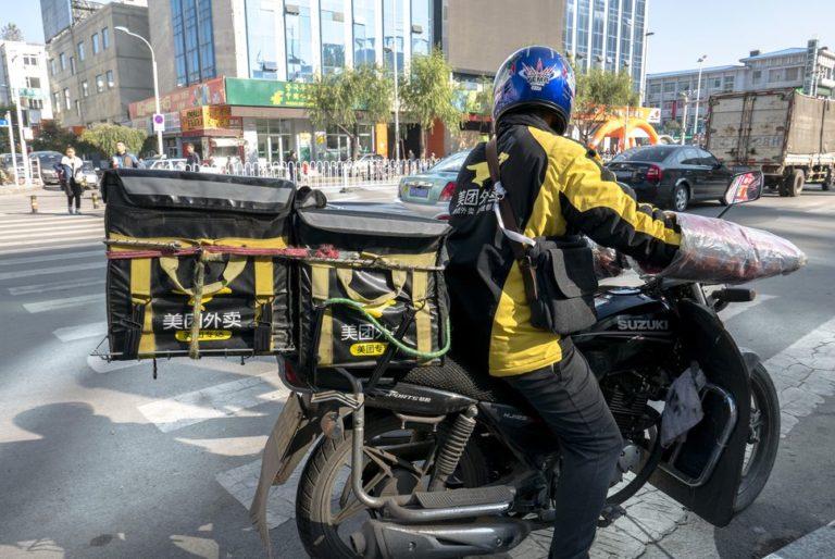 Duh! 35.000 Restoran di China Delivery Makanan Pakai Aplikasi Palsu