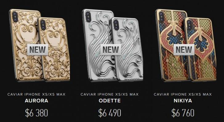 """Versi Termurah iPhone XS Buatan Caviar """"Cuma"""" Rp 90 Juta"""
