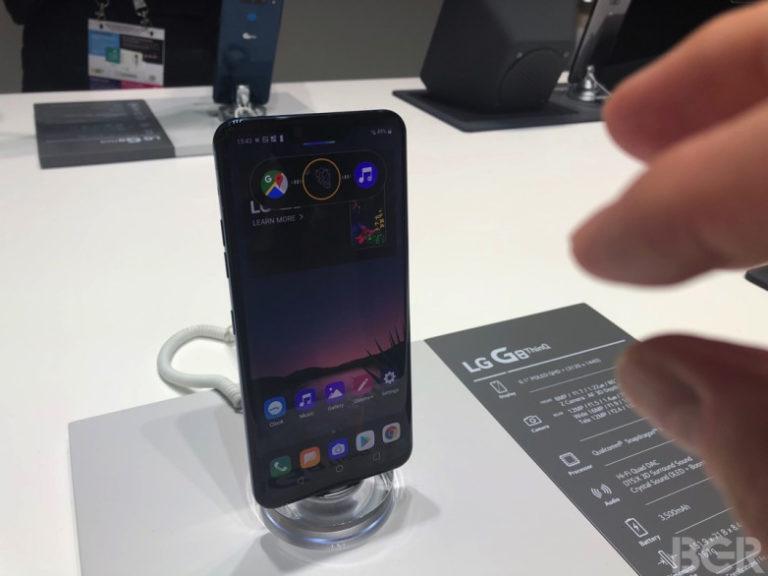 """Canggih, LG Patenkan Teknologi """"Layar Ponsel Speaker"""""""