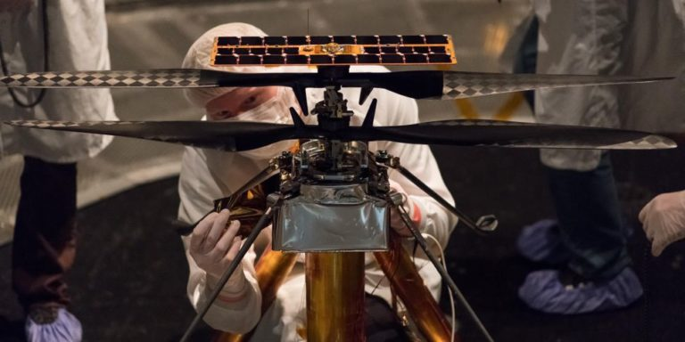 NASA Siap Terbangkan Helikopter ke Mars