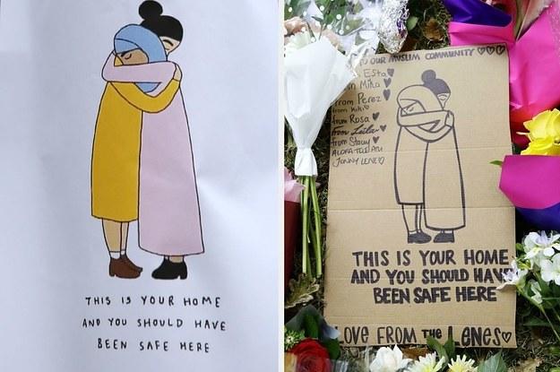 Kartun Perdamaian nan Menyentuh Ini Viral di Media Sosial