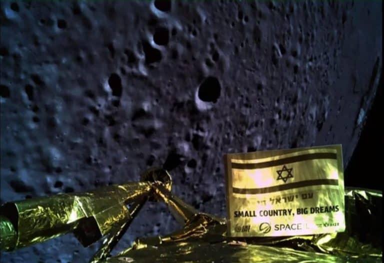Pesawat Ruang Angkasa Israel Gagal Mendarat di Bulan