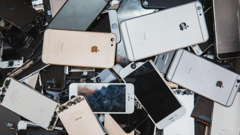 Gara-gara Ini, Puluhan Ribu iPhone Bekas Hancur Sia-sia