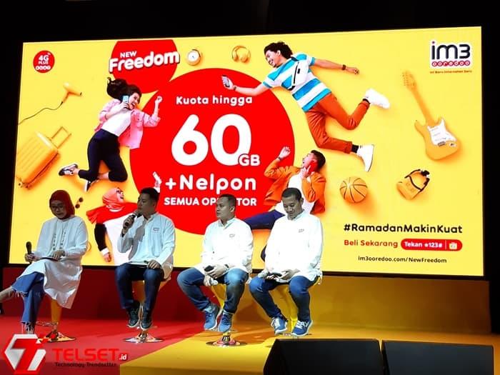 "Indosat ""Pede"" Hadapi Lonjakan Trafik Lebaran Tanpa Mobile BTS"