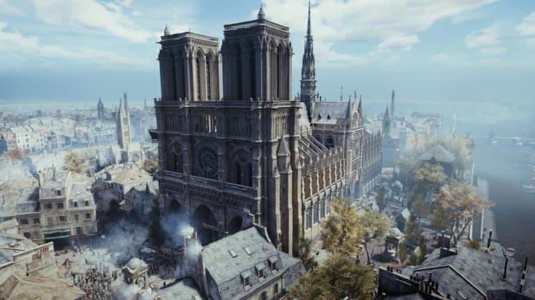 Ubisoft Donasi Rp 7,9 Miliar untuk Restorasi Notre-Dame