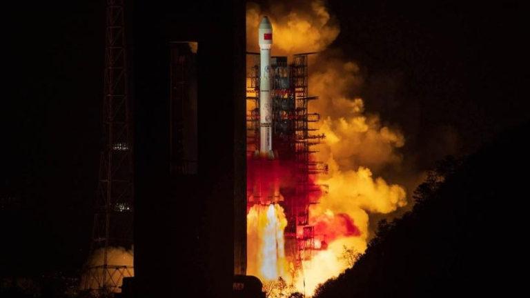 China Kirim Satelit Data Relai ke Luar Angkasa