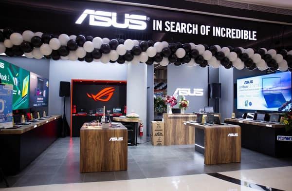 Asus Exclusive Store Buka di Lippo Mall Puri