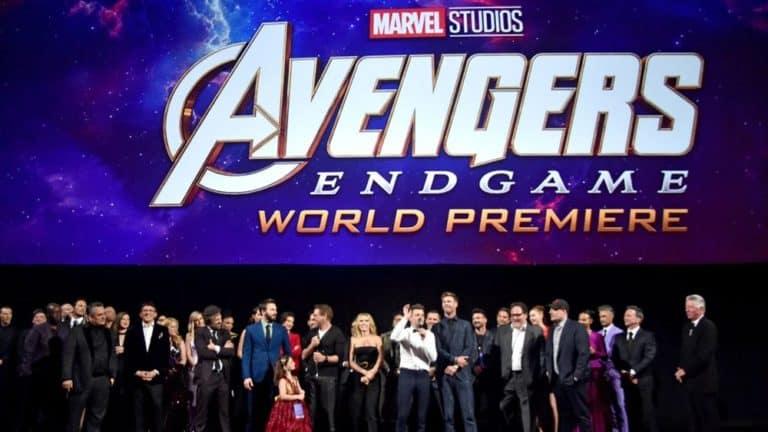 Peringatan! Dilarang Bagikan Spoiler Avengers: Endgame