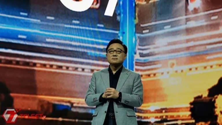 Bos Samsung Yakin Pimpin Industri Smartphone 1 Dekade Lagi