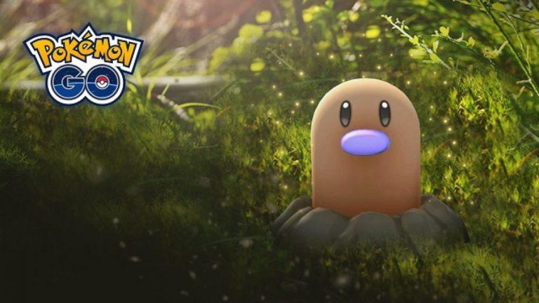 Waah.. Ada Shiny Diglett di Pokemon Go Saat Earth Day