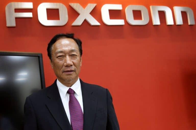 Bos Foxconn Berencana akan Pensiun, Siapa Gantinya?