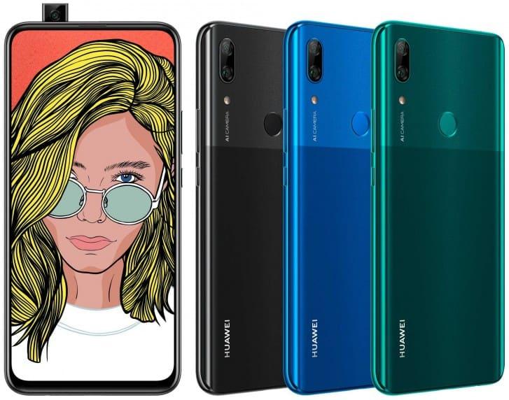 Huawei Juga Ikut-ikutan Bikin Smartphone Kamera Pop-up