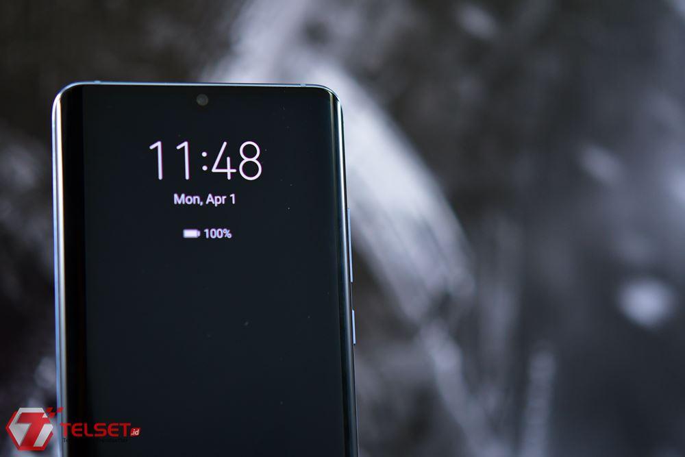 EMUI 10.1 Huawei P30 Pro