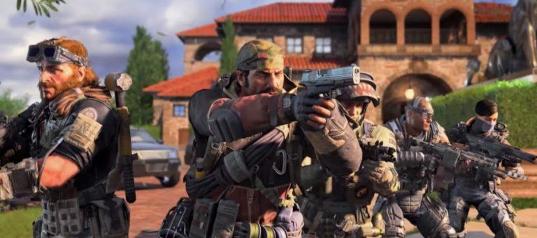 Call of Duty: Black Ops 4 Modus Blackout Hadirkan Peta Baru