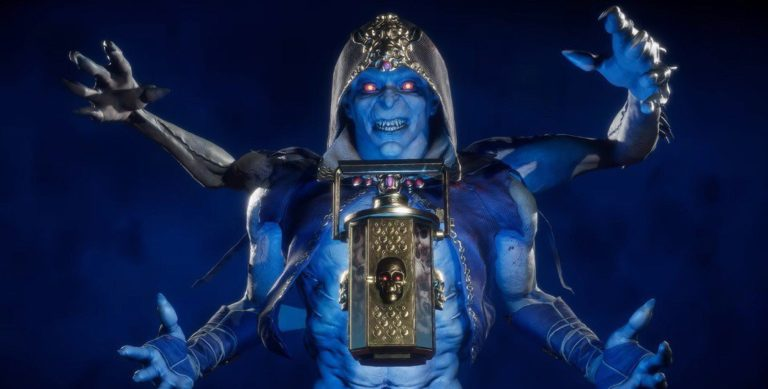 Karakter Kejam Ketiga Mortal Kombat 11 Terungkap, Kollector