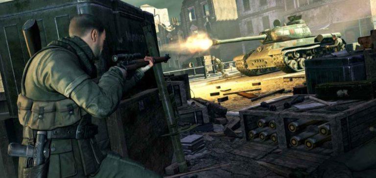 Sniper Elite V2 Versi Daur Ulang Hadir 24 April