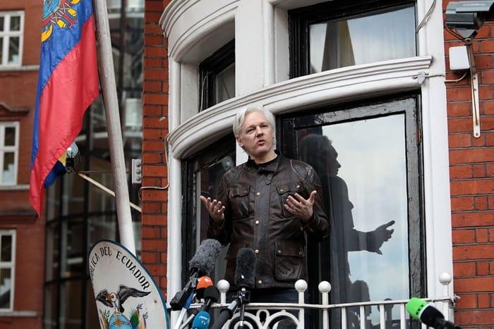 Ekstradisi Julian Assange