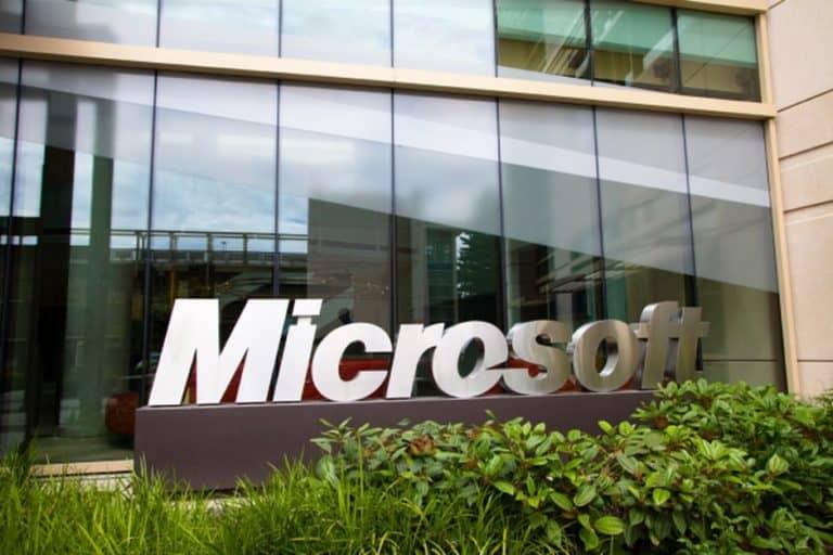 Selamat! Microsoft jadi Perusahaan Ketiga Bernilai Rp 14 Kuadriliun
