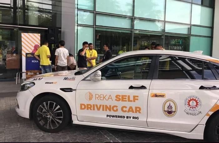Malaysia akan Pamer Mobil Otonom dengan Jaringan 5G