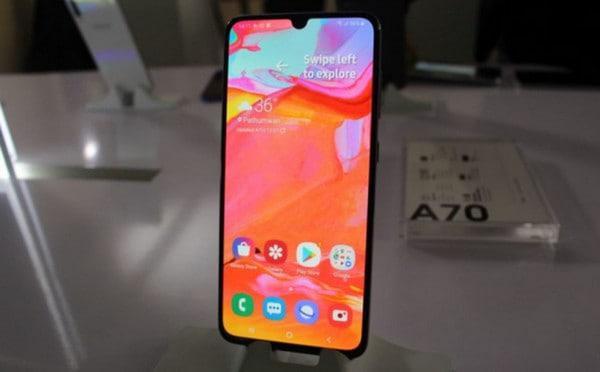 Samsung Buka Pre-order Galaxy A70 Mulai 18 April
