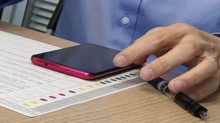 Inikah Tampang Smartphone Kamera Pop-up ala Xiaomi?