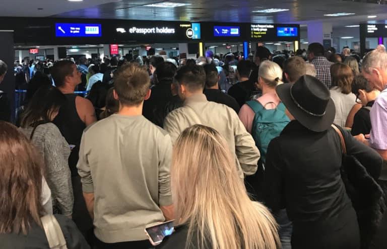 Waduh, Bandara di Australia Lumpuh Gara-gara Sistem Error