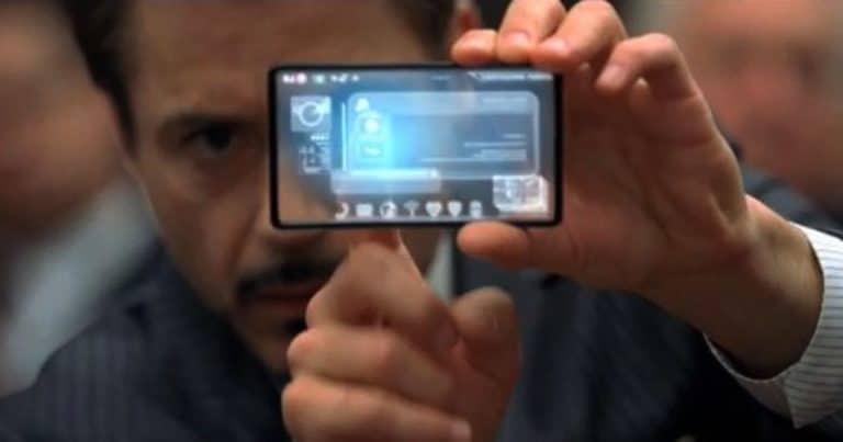 Mirip Film Avengers, LG akan Bikin Smartphone Transparan