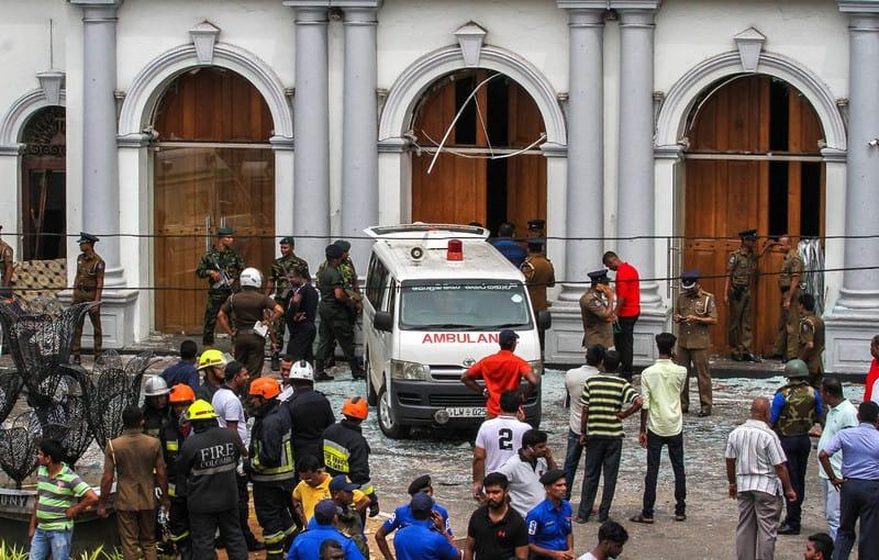 Doa Netizen untuk Korban Teror Bom Sri Lanka