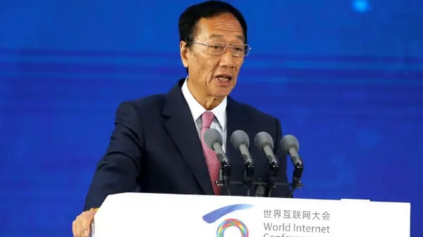 Pendiri Foxconn Ingin Maju pada Pilpres Taiwan