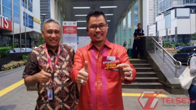 Smartfren Uji Coba Jaringan di MRT Jakarta