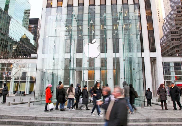 Gara-gara Serangan Kutu, Apple Store Ditutup