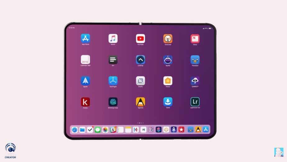 iPhone Layar Lipat 2023