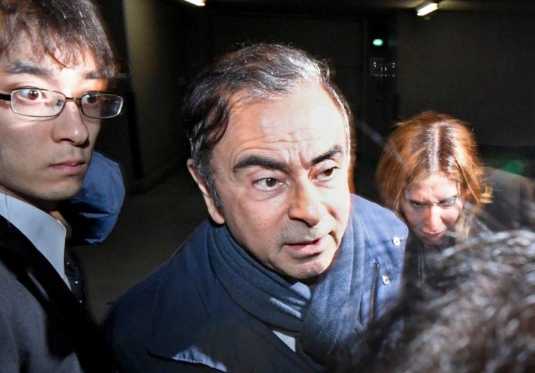 Baru Sebulan Bebas, Eks Bos Nissan Kembali Ditangkap