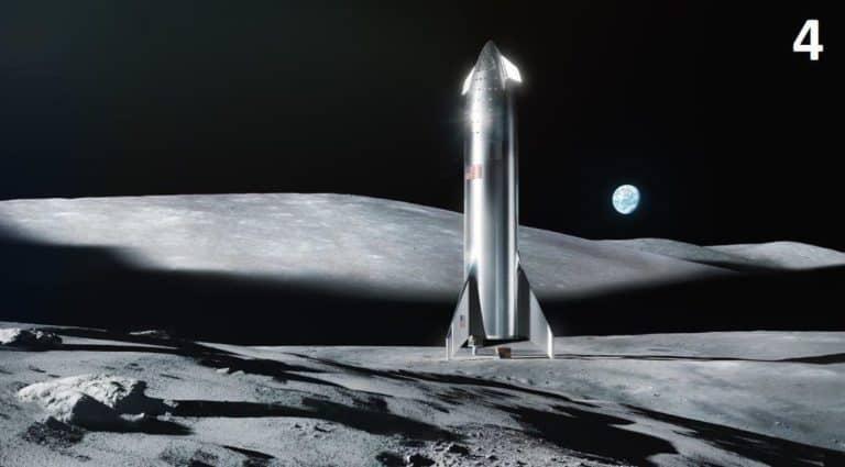 Pesawat SpaceX Bisa Bersih-bersih Sampah Luar Angkasa