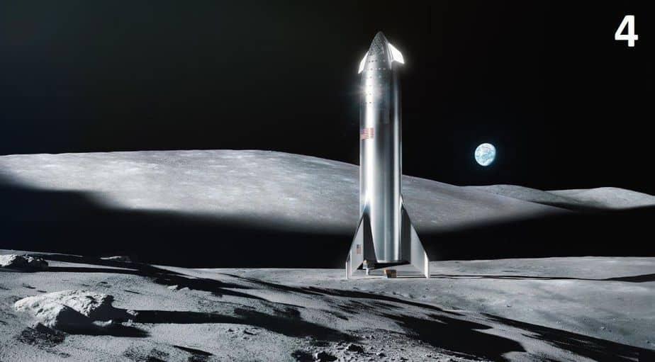 Pesawat SpaceX Sampah Luar Angkasa