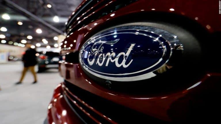 Efisiensi, Ford Bakal Pecat 7.000 Karyawan