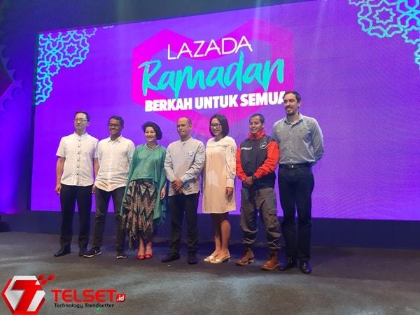 Rayakan Ramadan, Lazada Berikan Diskon Hingga 99%