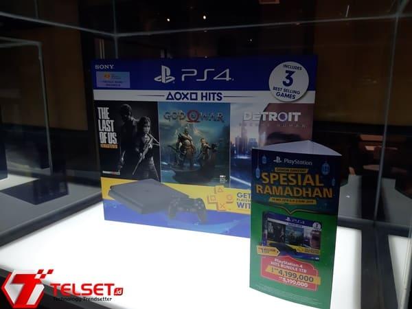 Diskon PlayStation 4