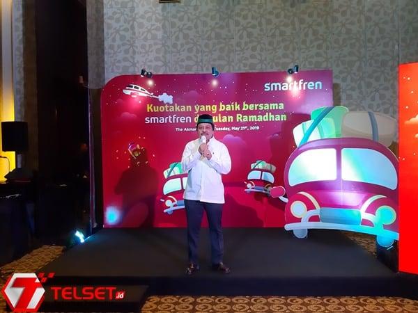 Smartfren akan Uji Coba 5G di Kawasan Marunda