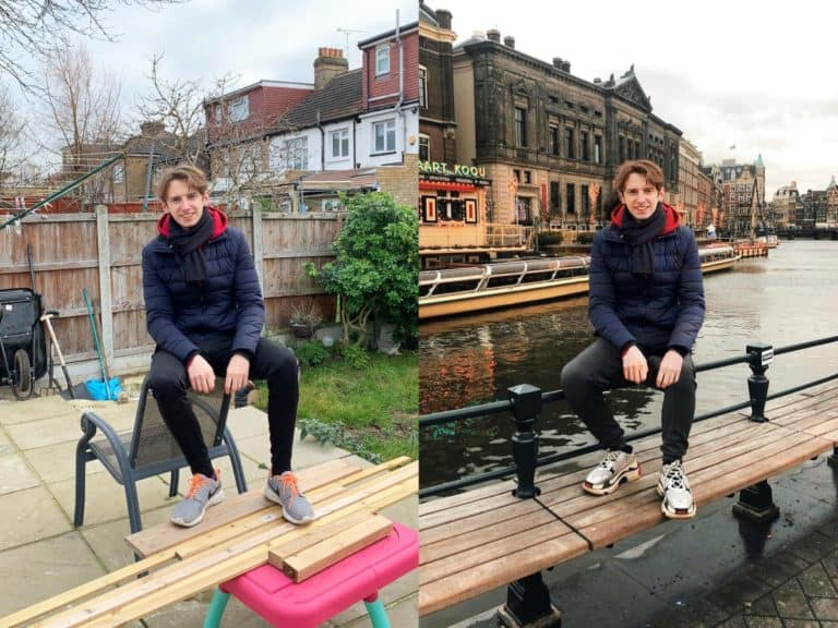 Kesal, YouTuber Ini Pamer Foto Editan Liburan Keliling Eropa
