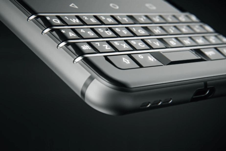 BlackBerry Monet