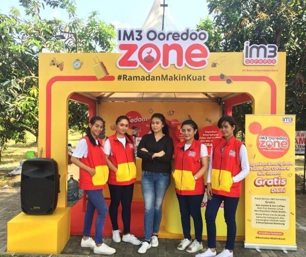 Indosat Sebar 20 IM3 Ooredoo Zone di Sepanjang Jalur Mudik