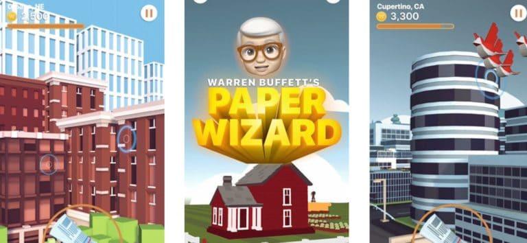 Kocak, Apple akan Bikin Game Warren Buffet