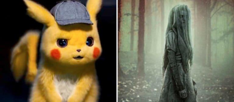 Anak-anak Ketakutan, Nonton Detective Pikachu yang Diputar Film Horor