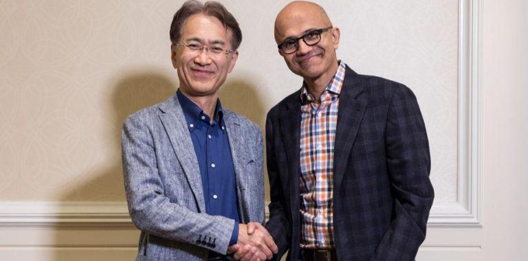 Duet Microsoft-Sony Bakal Ancam Google Stadia
